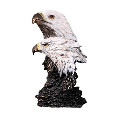 Eagles Bronze Cremation Urn
