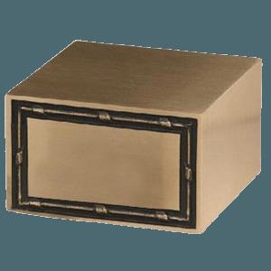 Chancellor Bronze Cremation Urn