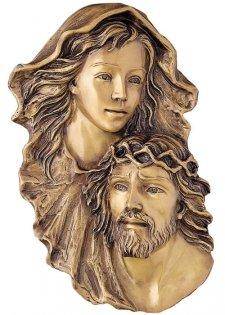 The Healing Wall Bronze Statues