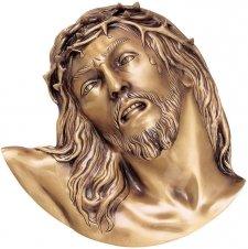 Jesus Savior Wall Bronze Statues