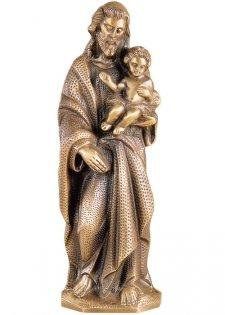 San Jose Wall Bronze Statues