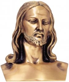 Our Lord Wall Bronze Statues