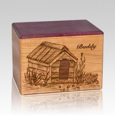 Buddy Small Dog Cremation Urn