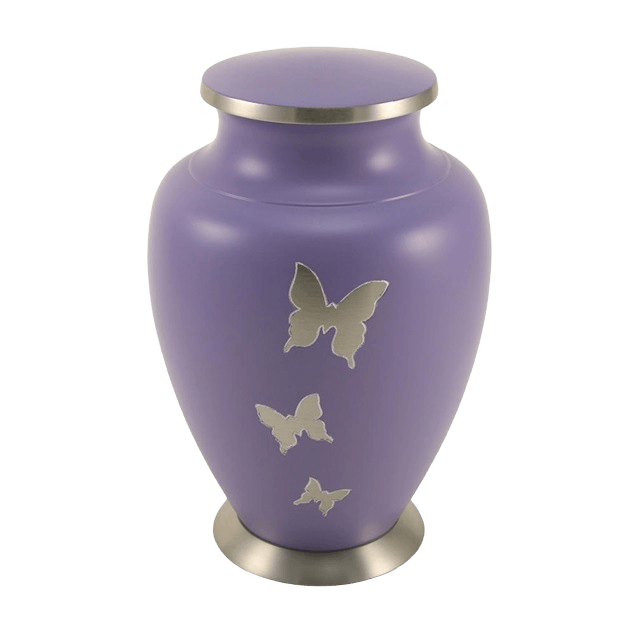 Butterfly Flutter Cremation Urns