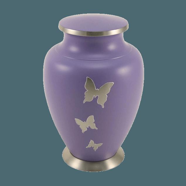 Butterfly Flutter Cremation Urn
