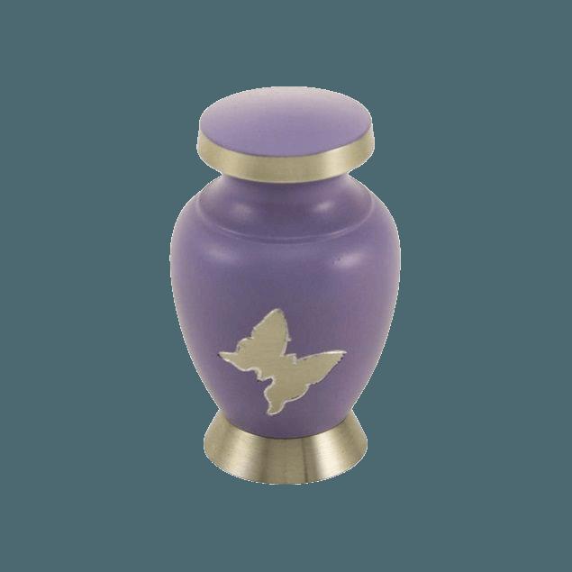 Butterfly Flutter Keepsake Cremation Urn