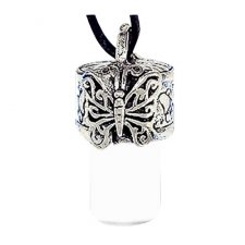 Butterfly Urn Necklace