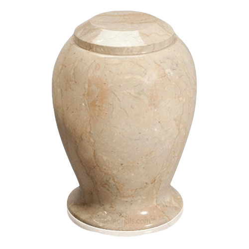 Suntan Large Marble Cremation Urn