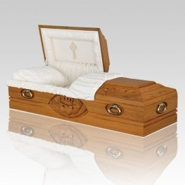 Carlow Wood Caskets