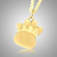 Signature Cat Paw Cremation Keepsake II