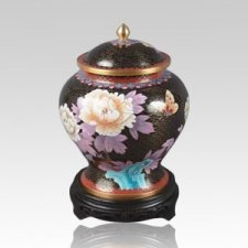 Hong Kong Black Child Cremation Urn