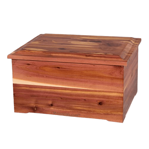 Royal Cedar Cremation Urn