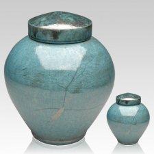 Padoga Raku Cremation Urns