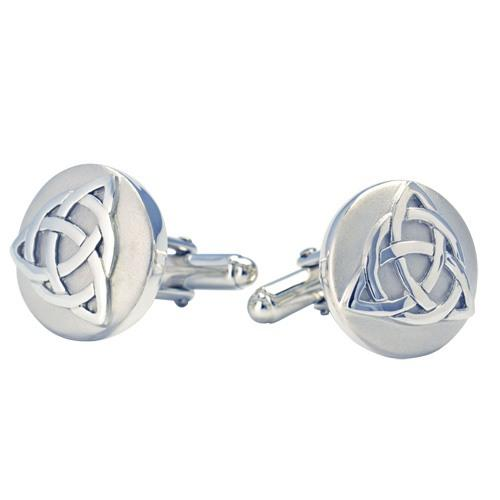 Celtic Cremation Cufflinks