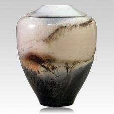 Paxton Ceramic Cremation Urn