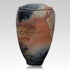 Ely Ceramic Cremation Urn