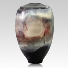 Ira Ceramic Cremation Urn