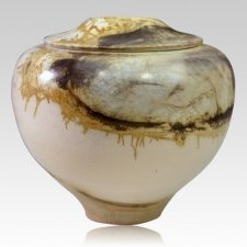 Talon Ceramic Cremation Urn