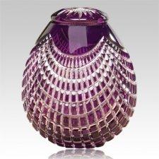 Caesar Glass Cremation Urns