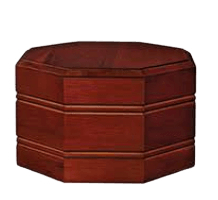 Cereza Wood Cremation Urn