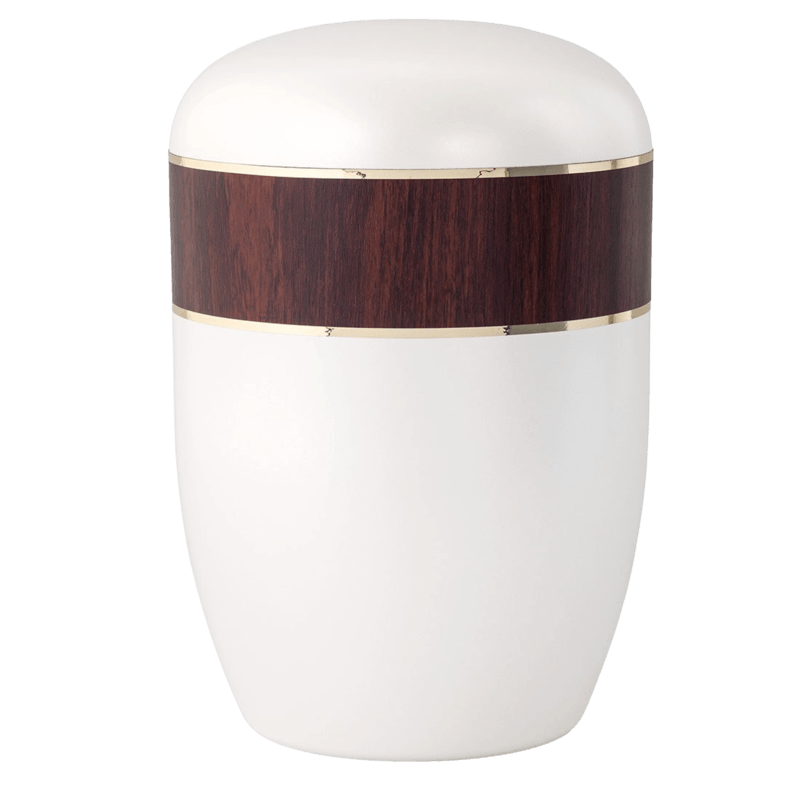 Cherry Wood Biodegradable Urn