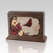 Butterfly Child Cremation Urn