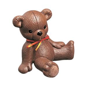 Brown Teddy Bear Infant Cremation Urn