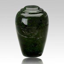 Grecian Verde Infant Cremation Urn