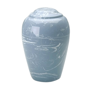 Grecian Wedgewood Marble Cremation Urn