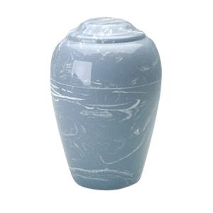 Grecian Wedgewood Marble Cremation Urn