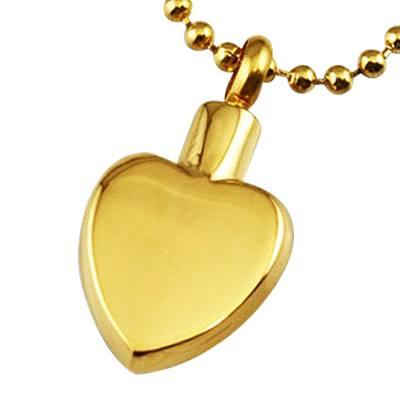 Classic Heart Cremation Jewelry II