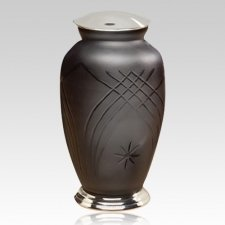 Classica Glass Cremation Urn