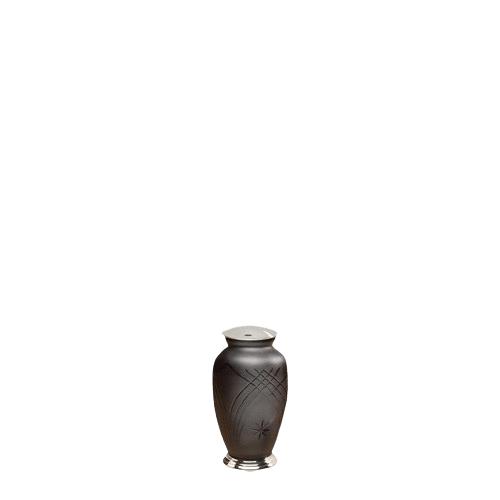 Classica Glass Keepsake Urn