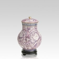 Eden Medium Cloisonne Urn