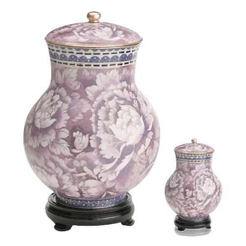 Eden Cloisonne Cremation Urns