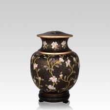 Tivoli Gardens Medium Cloisonne Urn