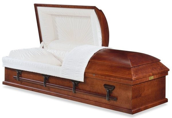Colebrook Wood Casket