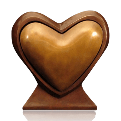 Loving Heart Companion Urn