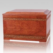 Memory Wood Pet Casket