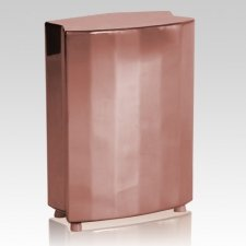 Montparnasse Copper Cremation Urn