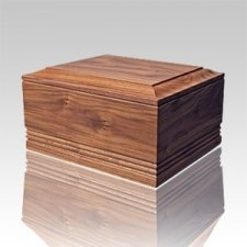 Crawford Wood Cremation Urn