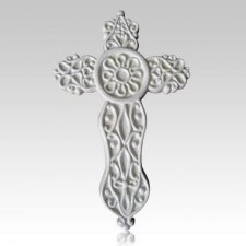 Cross Cremation Ash Keepsake