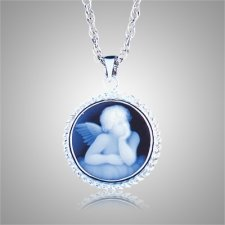 Angel Cameo Keepsake Jewelry