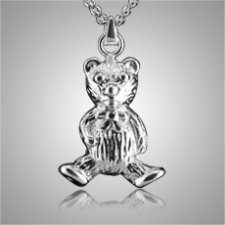 Teddy Bear Keepsake Pendant