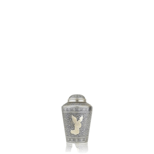 Angel in Prayer Keepsake Cremation Urn
