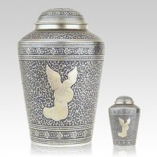 Angel in Prayer Cremation Urns