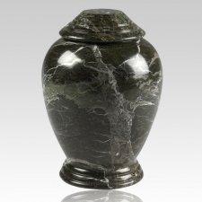 Green Classica Medium Cremation Urn