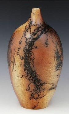 Katar Natural Raku Vase