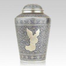 Angel in Prayer Cremation Urn