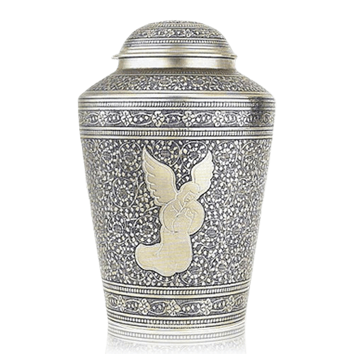 Angel in Prayer Cremation Urn